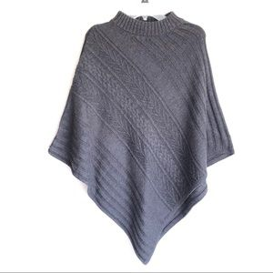 Chico's Sweater Poncho